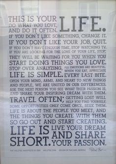 Lebensstil. | Lifestyle.