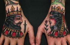M Tattoos, Wicked Tattoos, Knuckle Tattoos, Couple Tattoos, Life Tattoos, Body Art Tattoos, Hand Tattoos, Sleeve Tattoos, Tattoos For Guys