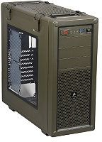 Corsair Vengeance Series C70 Military Green Steel ATX Mid Tower Computer Case