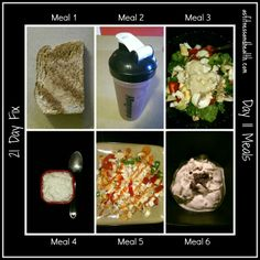 21 day fix day 11 meals  New blog post every Monday with updated weekly meal plans!  asfitnessandhealth.com