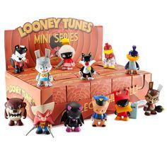 "Looney Tunes 3"" Mini Series - Kidrobot - 1"
