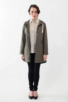 sweet olive jacket
