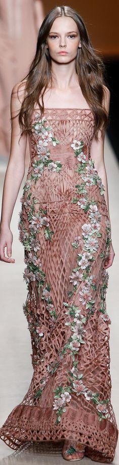 Alberta Ferretti SS2015 Women's Fashion RTW   Purely Inspiration