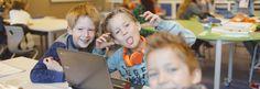 Vijf tips om vaker te lachen in de klas! - Onderwijs Maak Je Samen