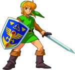 Link, A Link to the Past