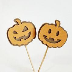 Topper P - abóbora - Halloween - Jack
