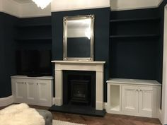 Alcove Cabinets, Alcoves, Shelving, Living Room, Home Decor, Shelves, Decoration Home, Room Decor, Shelving Units