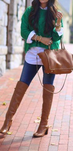 casual fall fashion