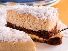Um arraso essa receita, pegue todos de surpresa com essa maravilha! - Aprenda a preparar essa maravilhosa receita de Torta de chocolate e doce de leite