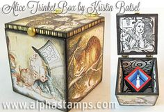 Письмо «FLASH SALE on wood & lace; 3 projects made with 3 new cube boxes» — Alpha Stamps — Яндекс.Почта