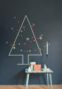 Shining stars Kerst slinger