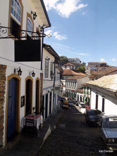 Ouro Preto, a linda cidade colonial mineira