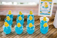Ducky Baby Showers, Rubber Ducky Baby Shower, Baby Shower Duck, Baby Shower Vintage, Baby Shower Gender Reveal, Baby Shower Themes, Gender Reveal Party Decorations, Baby Shower Decorations, Rubber Ducky Birthday