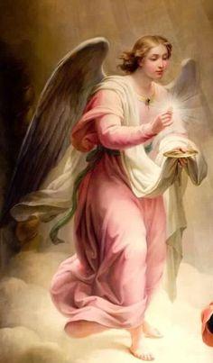 al Ángel de la Guarda para ser feliz, avanzar y prosperar en mi vida Santo Angelo, Seraph Angel, I Believe In Angels, My Guardian Angel, Angel Pictures, Angels Among Us, Angels In Heaven, Angel Art, Mother Mary