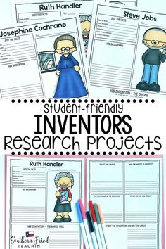 Research projects th