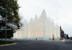 Filharmonia in Szczecin, Poland by Estudio Barozzi Veiga   Buildings   Architectural Review