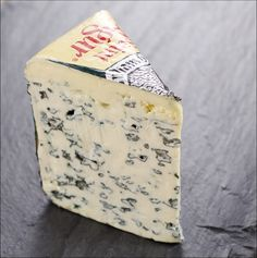 St. Agur. Lovely brie bleu cheese. Creamy, and slightly tangy.