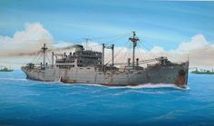 Mercante armado Kumagawa Maru 1934, hundido en Indochina 1945