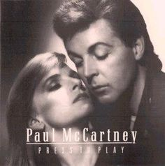 Press to Play album cover - one of the most beautiful ever! Classic Album Covers, Cool Album Covers, Best Rock Music, Paul Mccartney And Wings, George Hurrell, Sir Paul, Music Online, Ringo Starr, John Lennon
