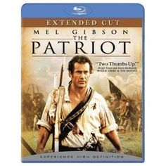 the Patriot....excellent movie with heath ledger and mel gibson