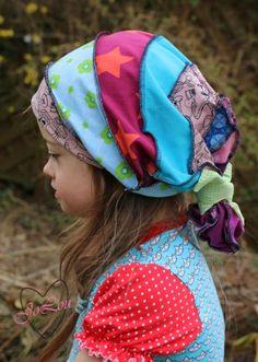 Schnittmuster für Mütze Mias Tullelue von #farbenmix - Mütze für Menschen mit Down Syndrom und ohne