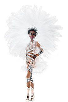 <em>Stephen Burrows</em> Pazette™ Barbie® Doll