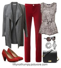 """""""Quite Drama"""" by fiftynotfrumpy ❤ liked on Polyvore featuring Lauren Ralph Lauren, EAST, Mix No. 6, Jasmine, Michael Kors, Burberry, J.Crew, GUESS, cardigans and cross body bags"""
