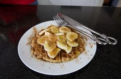 2 Ingredient Waffles - No Dairy, oil, butter or eggs! Vegan. High carb, low fat. Plant based. McDougall starch solution.