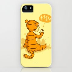 Ta Ta For Now iPhone Case by Skylar Hogan - $35.00    I want this soo bad!!