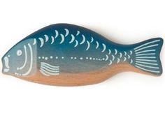 dartele houten karper vis Erzi | kinderen-shop Kleine Zebra