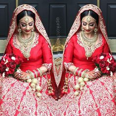 Repost @pinkorchidstudio Kiran looks beautiful in her jewels by Gehna on her big wedding day. She is wearing gold platted kundan bridal set with our customized bridal churra.  Visit our website today to purchase online.  www.gehnajewelry.com Free shipment on all Canada orders.  #follow #fashiondesign #fashion #bollywoodfashion #bridal #bridalmakeup #bollywoodbride #bollywoodstyle #pakistanibride #punjabiweddingphotographer #photography #vancouverbrides #vancouverbc #vancouverfashionweek…