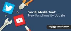 SEMrush: Herramienta de Social Media: Uso mejorado imagen 1