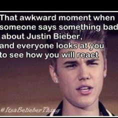 Exactly!! And my reaction never ends good for the person that said somthing bad!