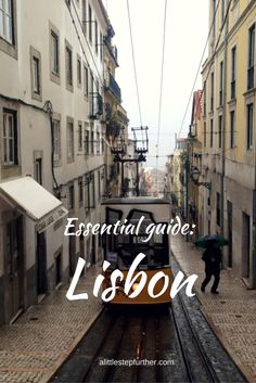Lisbon, the Portuguese capital is built on seven hills. So everywhere you go there are spectacular views. Lisbon is a fun, inspiring and hipster city and there's a lot to see in do. Samuel Johnson once said 'When a man is tired of London, he is tired of life.' Let's forget about London for a …