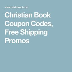 2472 best christian book reviews images on pinterest book reviews christian book coupon codes free shipping promos fandeluxe Gallery