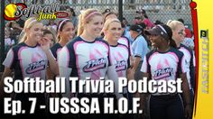 This episodes trivia question is about the USSSA Hall Of Fame. Each week on The Softball Trivia Show your host Gary Leland brings you a fastpitch softball trivia question to test your knowledge on the history, stats, standings, and all things Softball! Thank you for listening to this session of the Fastpitch Radio Network!  Get The Fastpitch Radio App: http://app.fastpitchradio.com Subscribe on iTunes: http://podcast.fastpitchradio.com Subscribe on Stitcher…