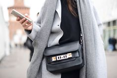 Pin for Later: 150 Genius Outfits For Surviving Winter in Style