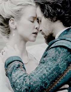 Queen Anne and Aramis