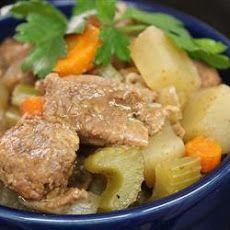 Slow Cooker Beef Stew V Recipe
