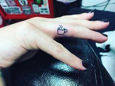 """awesome Tiny Tattoo Idea - Heath Hussar on Twitter: """"I'm thinking coffee talk tattoos Zane Apsite ..."""