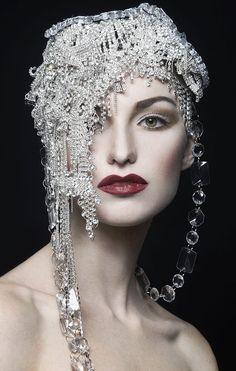 Ana Rosa, chasingrainbowsforever: Bejeweled Headpiece