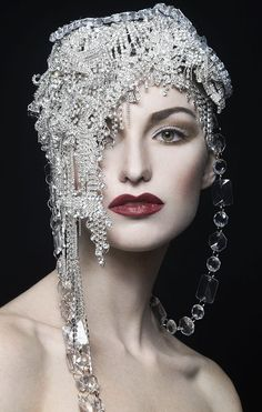 Ana Rosa, chasingrainbowsforever: Bejeweled Headpiece
