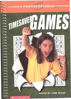 Esl english teaching resources timesaver games by Lincoln English Center via slideshare