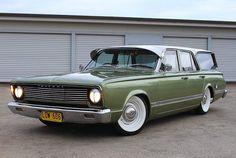 Chrysler Australia 1966 Valiant