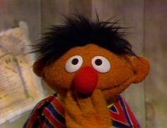 The evolution of Ernie. Sesame Street Place, Sesame Street Toys, Sesame Street Muppets, Hama Beads Minecraft, Perler Beads, Bert & Ernie, Fraggle Rock, Collage Background, Nyan Cat