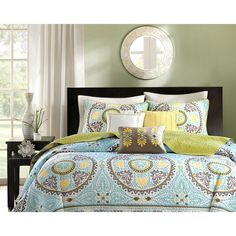 Madison Park Bali 6-piece Coverlet Set - Overstock™ Shopping - Great Deals on Madison Park Bedspreads