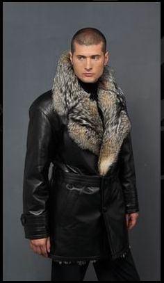 Fur Lined Jacket