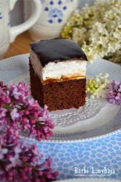 Hungarian Desserts, Vanilla Cake, Tiramisu, Paleo, Sweets, Baking, Ethnic Recipes, Food, Gummi Candy