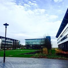 From our friends at Warwick  @universityofwarwick - Is that a peek of blue sky we see? #byebyefrost Come back soon everyone we want #warwickcampus nice and full again #universityofwarwick #warwickuni #wemissyou #goviewyou
