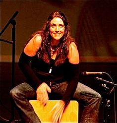 Hope Medford percussionist extraordinaire